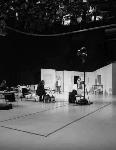 Le set