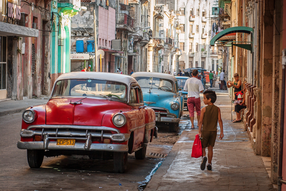 A latter day Cuban revolution