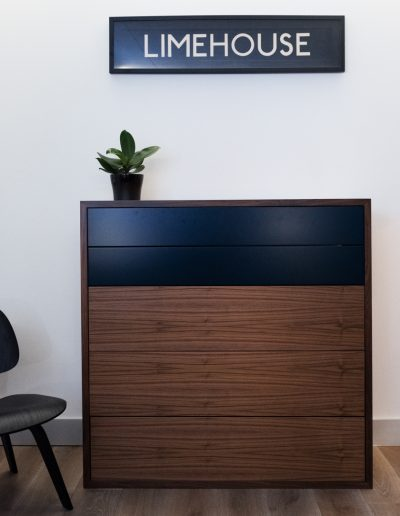 plant on dresser
